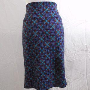 NWOT Lularoe Cassie Skirt Size Medium LLR
